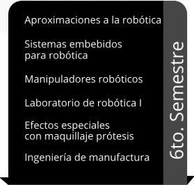 6semestreRobótica
